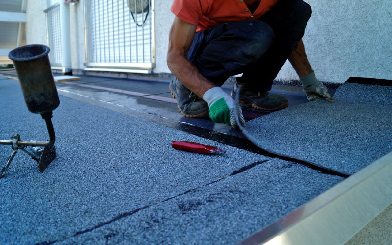 Flat Roofs Leicestershire